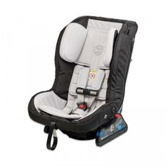 The world's first convertible car seat that transitions from car to the Orbit G3 stroller base to make a full stroller.