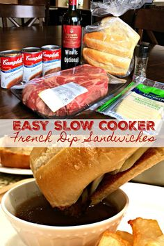 Slow Cooker Recipes, Crockpot Recipes, Cooking Recipes, Chicken Recipes, Slow Cooking, Clean Eating Snacks, Healthy Eating, Easy Kid Friendly Dinners, No Cook Meals