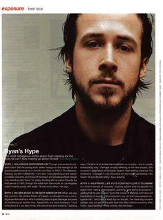 Ryan Gosling...will grow into an amazing man!