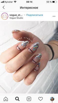 69 Ideas fails design tips glitter manicures Nail Design Stiletto, Nail Design Glitter, Glitter Manicure, Manicure E Pedicure, Stiletto Nails, Diy Nails, Manicure Ideas, Gorgeous Nails, Love Nails
