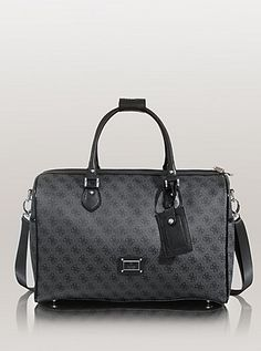 Guess Scandal Duffle Tote