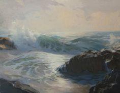 ~ Lynn Sanguedolce: Restless Sea