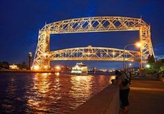 Exploring the beautiful terrain along Lake Superior from northern Minnesota into Canada reveals stunning state parks, lively towns and a few lighthouses. As the gateway to the 150-mile-long North Shore Scenic Byway, Duluth stands out with its Canal Park neighborhood, miles of lakeside trails and fantastic dining: http://www.midwestliving.com/travel/minnesota/duluth/two-day-getaway-to-duluth