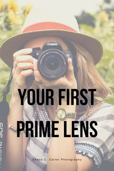 My first prime lens choice fo the beginning photographer Photography Software, Photography Gear, Photography Classes, Photography Tutorials, Amazing Photography, Best Canon Lenses, Nikon Lenses, Prime Lens, Photo Logo