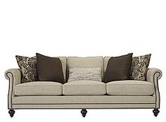 $1549 Raymour & Flanigan - Main Room  Lamour Sofa