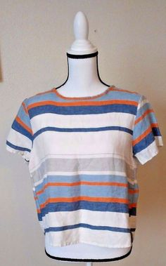 Epoca Shirt Made in Italy Size Large   Clothing, Shoes & Accessories, Women's Clothing, Tops & Blouses   eBay!