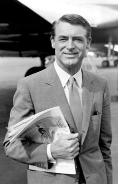 Cary Grant--now That's a movie star!