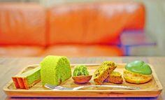 5つの味が楽しめる、抹茶スイーツプレートが人気!京都の穴場カフェ「テオカフォン」|ことりっぷ