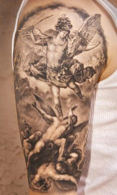 Realism Religious Tattoo by Shane O Neill?