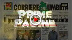 Prime pagine la rassegna stampa dell'Umbria del 21 gennaio 2018