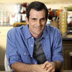Phil Dunphy. Love him.