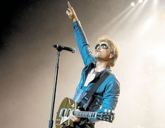 Bon Jovi, encantado de ayudar - Vanguardia