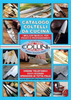 catalogo coltelli cucina 2016