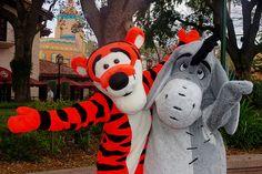 Tigger & Eeyore @ Disney's Hollywood Studios