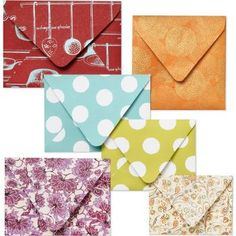 Envelope Template Kit