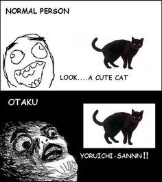 Yoruichi.