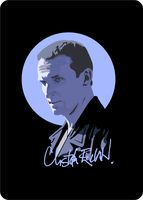 the Ninth Doctor by ZacharyFeore