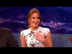 Jennifer Lawrence on how she stalked John Stamos at a party...pretty hilarious.