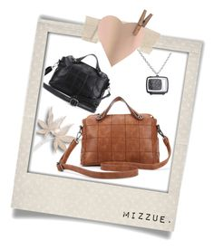 """""Life obliges me to do something, so I paint.""  -Rene Magritte"" by mizzue ❤ liked on Polyvore featuring Polaroid"