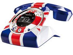 Idée #cadeau #NOEL2012 pour les amoureux de #Londres ★ #Téléphone sans fil répondeur #SAGEMCOM http://www.but.fr/produits/68657/Telephone-sans-fil-repondeur-SAGEMCOM-SIXTY-Union-Jack.html