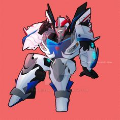 Smokescreen Print V1 by InfiniteTrochilidae on DeviantArt