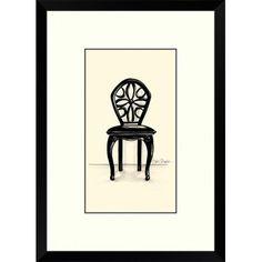 Designer Chair II