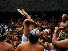 Mekare-kare ceremony held on 26th July at Tenganan village #bali