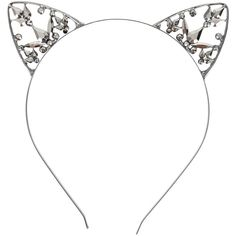 Women's Hair Accessories 1 Pc Stylish Girls Cat Ears Hair Accessories Headband Children Baby Hair Band Sexy Lace Ears Self Photo Prom Party Hair Band New Cheap Sales 50%
