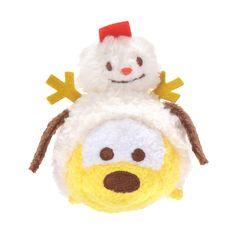 Japan Christmas Pluto released 1st November 2016