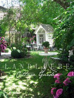 Landliebe-Cottage-Garden: Sehnsucht......