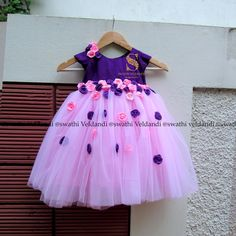 Hi moms, if you are looking for a baby girl dresses designs for your daughter… It provides a lot of latest baby girl clothes designs. And I recommend you a baby frock design for baby or frock design. Baby Girl Frocks, Frocks For Girls, Dresses Kids Girl, Kids Outfits, Kids Dress Wear, Kids Gown, Mom Dress, Kids Wear, Kids Frocks Design