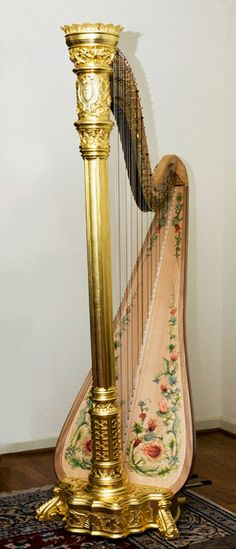 Beautiful Harp *____*