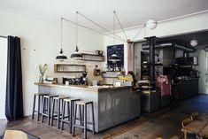 Cafe Klippkroog – Hamburg.