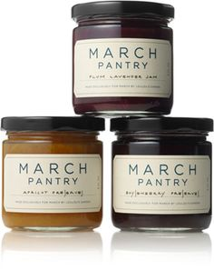 March Pantry Jams! Más