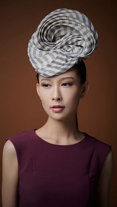 e72b3a9c Karen Morris Milliner - Fall/Winter Collection 2013. Fascinator Hats,  Fascinators, Headpieces