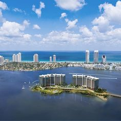 Aerial view of the future Privé Island in Aventura. Condos here will feature unmatched luxury overlooking the Intracoastal Waterway and Atlantic Ocean. To learn more about homes at Privé Island contact us today by email hello@altarealtors.com . . . #luxuryrealestate #realestatelife #realestateinvestor #realestateinvesting #realestatephotography #realestatebroker #broker #realtor #realty #luxuryliving #luxurylivingmiami #miamilife #miami #florida #usa #305 #luxury #southflorida…