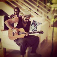 Shannon Leto & Jared Leto