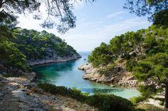 Calanque de Port-Pin, Marseille