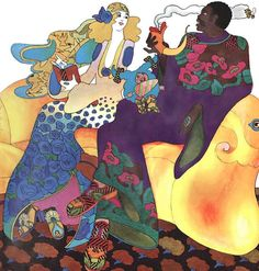 Nicole Claveloux art - Google Search