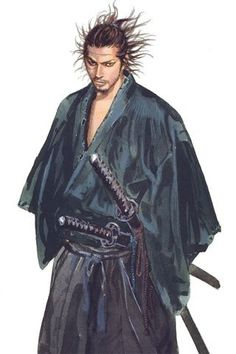 felix ip。蟻速畫行: Vagabond Illustration By Inoue Takehiko, 井上雄彦 Manga Anime, Comic Anime, Manga Art, Ronin Samurai, Samurai Warrior, Angel Warrior, Warrior Spirit, Vagabond Manga, Inoue Takehiko