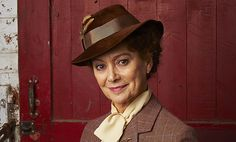 Joyce Cameron (Francesca Annis) First-class snob Joyce had a finger in every pie in the village, with spots on almost every committee board to her name. Alastair Campbell, Erica Campbell, Great Women, Beautiful Women, Samantha Bond, Francesca Annis, Body Farm, Drama News