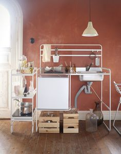 #6: SUNNERSTA Kitchen Cart — Top 10 IKEA Hack Predictions for 2017
