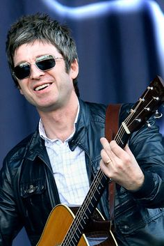 Noel Gallagher's High Flying Birds at Rock Werchter 2012