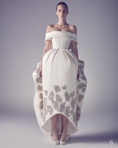 Stylish Contemporary #Dresses by Ashi Studio