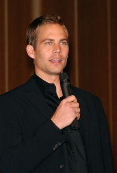Paul at Paris Premiere of 2 Fast 2 Furious 12th June 2003