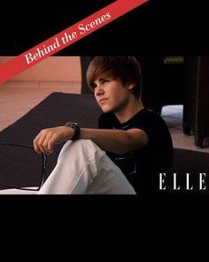 Justin Bieber and Kim Kardashian: Elle Magazine Photoshoot 2010 (Behind The Scenes) - http://belieberfamily.com/2012/09/20/justin-bieber-and-kim-kardashian-elle-photoshoot-2010/