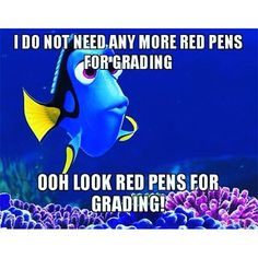 Had to do a finding nemo inspired meme. How cute is dory? #findingdory…