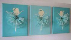 Dyi cojines y cuadros decorativos para niña