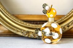 Adorable bottle for Honey, a new perfume by Marc Jacobs