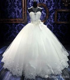 I found some amazing stuff, open it to learn more! Don't wait:https://m.dhgate.com/product/princess-ball-gown-wedding-dresses-2018-amelia/406062462.html